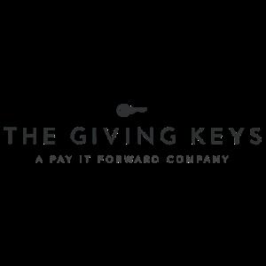 The Giving Keys Logo