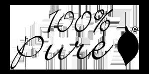 100% Pure Logo